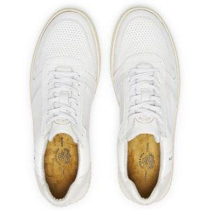 Chaussures-Traces-Brilliant- Sneakers- cuir
