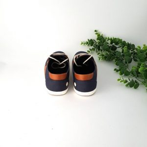 chaussures-traces-Baskets-Faguo-Cypress-Navy-marron