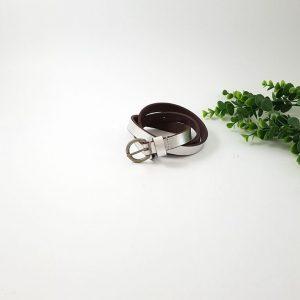 chaussures-traces-Ceintures-Argent-cuir-BL147-20-mm