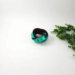 chaussures-traces-Ceintures-Vert-cuir-BL147-30-m