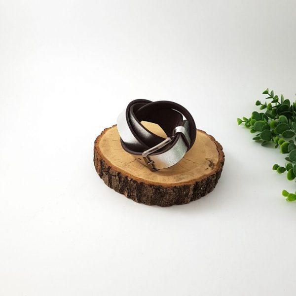 chaussures-traces-Ceintures-argent-cuir-BL147-30-m