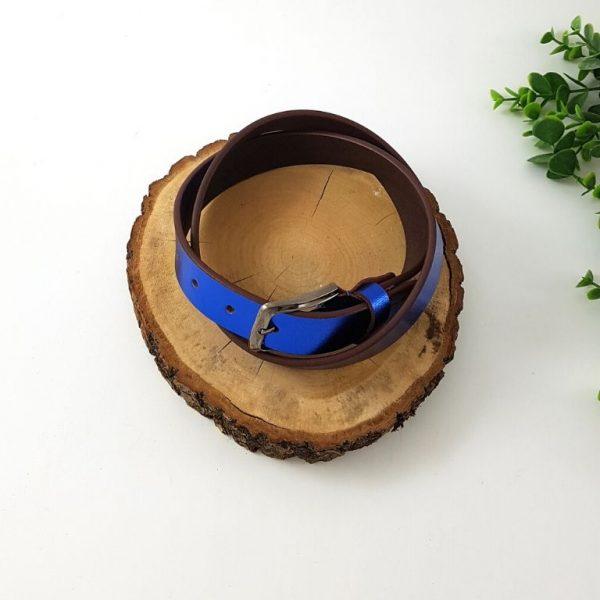 chaussures-traces-Ceintures-bleu-cuir-BL147-30-m-