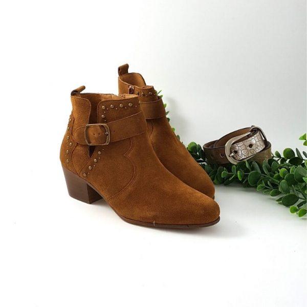 chaussures-traces-boots-cognac-CO99255