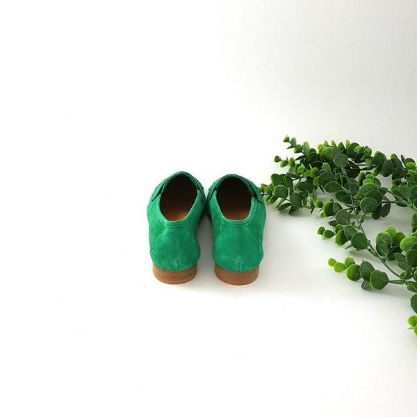 chaussures-traces-mocassin-daim-vert-CO11029AP