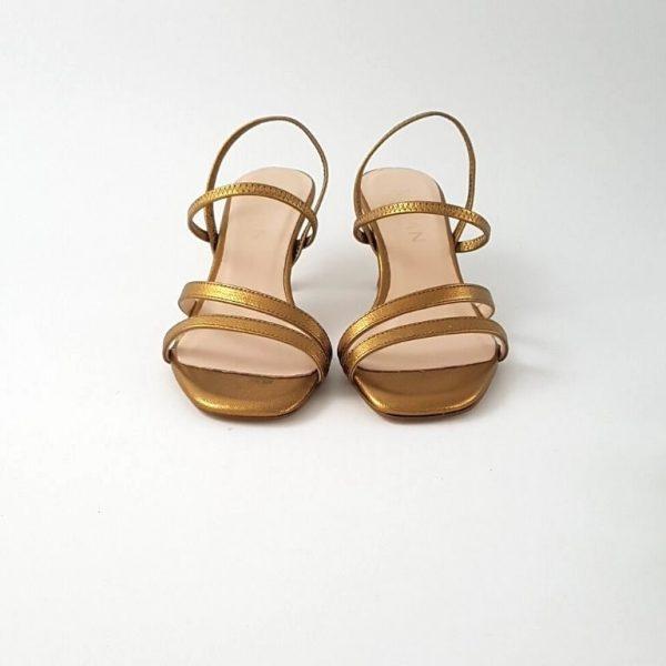 chaussures-traces-marian-Nu-pieds-Doré