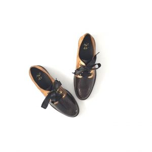 Chaussures-traces-Derbies-WEDO-22240A-Marron