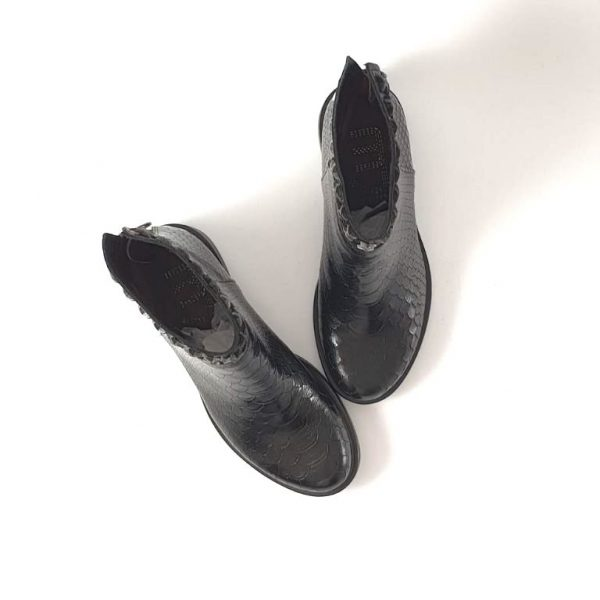 chaussures-traces-Boots-Noir-Mjus-177266