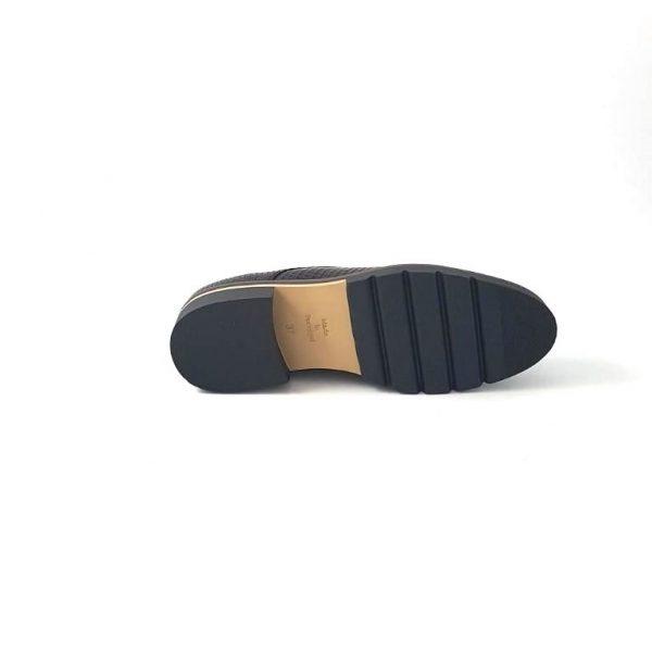 Chaussures-traces-Derbies-WEDO-220034-Noir