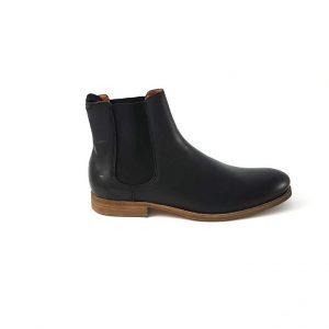 Chaussures-traces-Kost-Chelsea-boots-Ramel-Noir