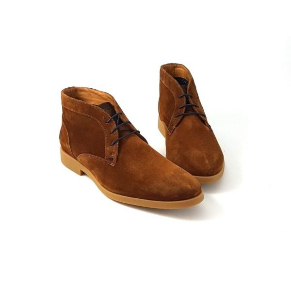 Chaussures-traces-Kost-Derbies-daim-Camel-Combe-95