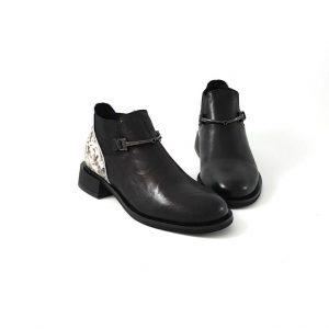 Chaussures-traces-Semerdjian-Boots-FK8601-Noir