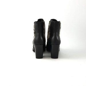Chaussures-traces-Semerdjian-Boots-noir-FK281Z12