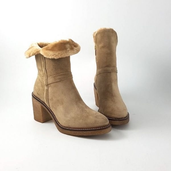 Chaussures-traces-bottines-alpe-4394-beige