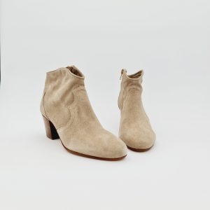 chaussures-traces-Boots-WeDo-daim-Beige-CO99332A