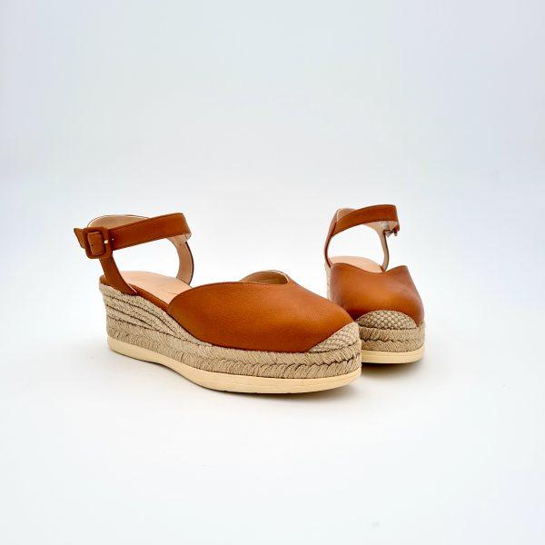 chaussures-traces-Espadrilles-Unisa-CEINOS-CREE-Bisquit