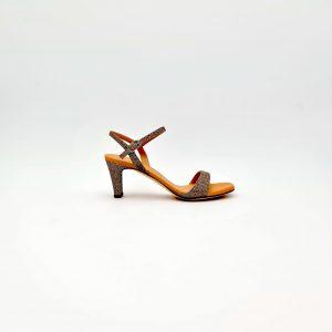 chaussures-traces-Sandale-Unisa-MECHI-Beige-Brillant