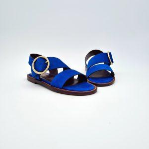 chaussures-traces-Sandales-Avril-Gau-TRAVERS-C6B-Bleuet