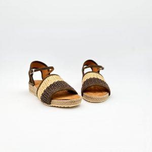 chaussures-traces-chaussures-traces-Espadrilles-BARTOW-KS-Kaki
