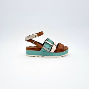 chaussures-traces-Sandales-Mjus-P08007-Turquoise-Blanc-Camel