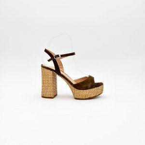 chaussures-traces-Sandales-Unisa-Vegara-kAKI
