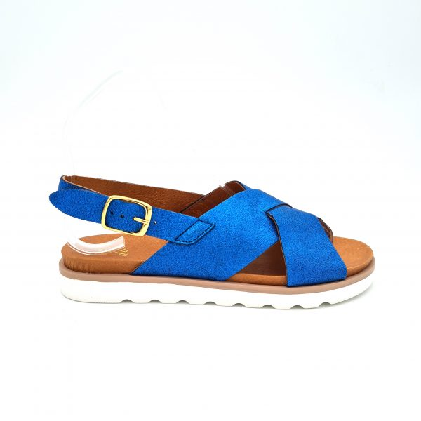 chaussures-traces-Sandales-WEDO-CO44820A-Bleu-Royal