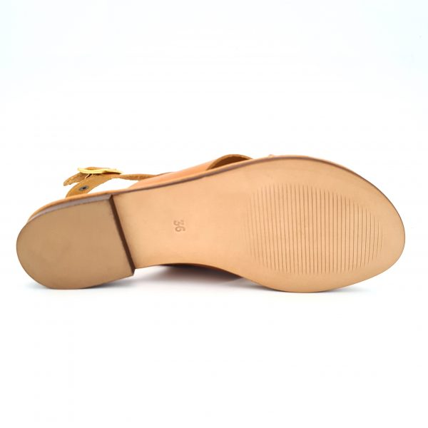 chaussures-traces-Sandales-WEDO-Cuir-CO44816-Cuoio
