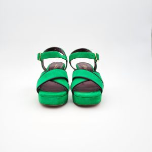 chaussures-traces-Sandales-a-plateforme-Avril-Gau-ETOR-SSF6-Menthe-Noir
