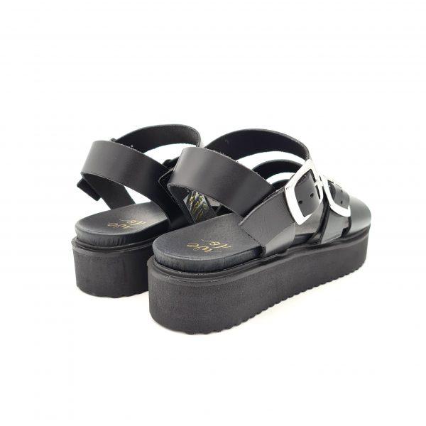 chaussures-traces-Sandales-cuir-WEDO-CO45006-Noir