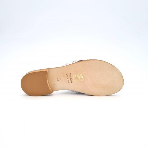 chaussures-traces-Mules-tressée-Semerdjian-Viola-Blanc