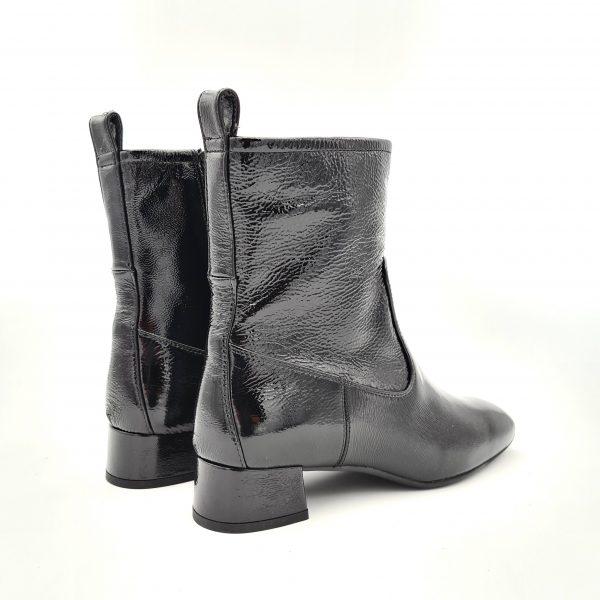 chaussures-traces-Boots-GLIDE-Noir-Unisa