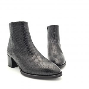 chaussures-traces-Boots-MOCEO-DJA-Noir-Unisa