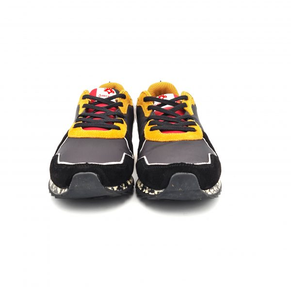 chaussures-traces-Sneakers-W6YZ-1A13-JET-Black-Zucca