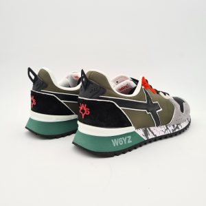 chaussures-traces-Sneakers-W6YZ-1B95-JET-Grey-Militaire