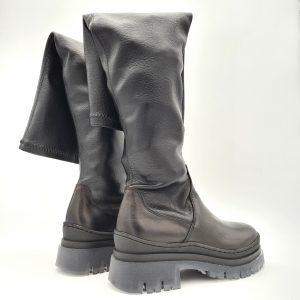 chaussures-traces-bottes hautes-E442E6-noir-semerdjian